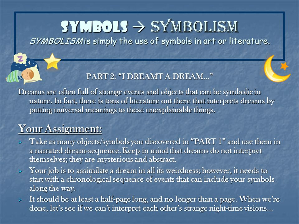 Symbolism Allegory Ppt Download