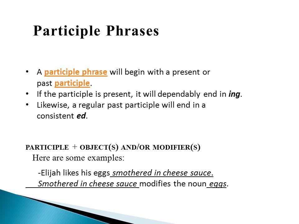 Week 5 grammar participles, gerunds, infinitives youtube.