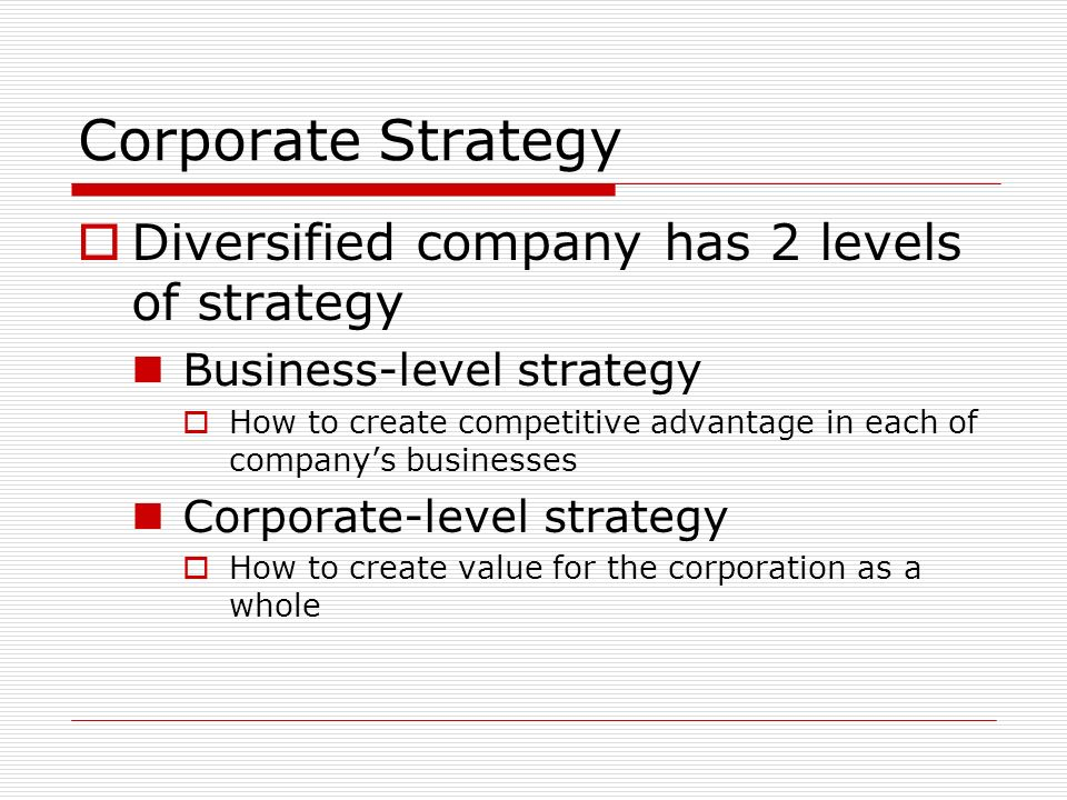 toyota corporate strategy