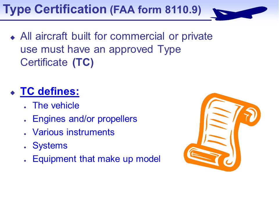 Aviation Industry Certification Requirements Ppt Video Online Download