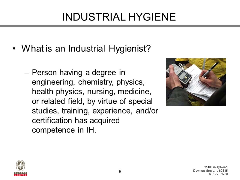 Fundamentals of Industrial Hygiene for Contractors and Technicians ...