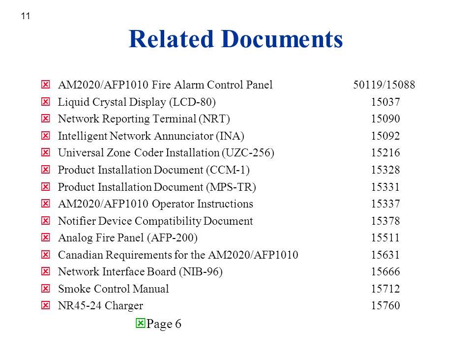 Noti Fire NetTM Doc Ppt Video Online Download