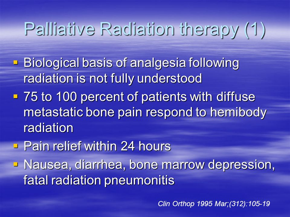 Intraspinal Analgesia For Cancer Pain Ppt Video Online