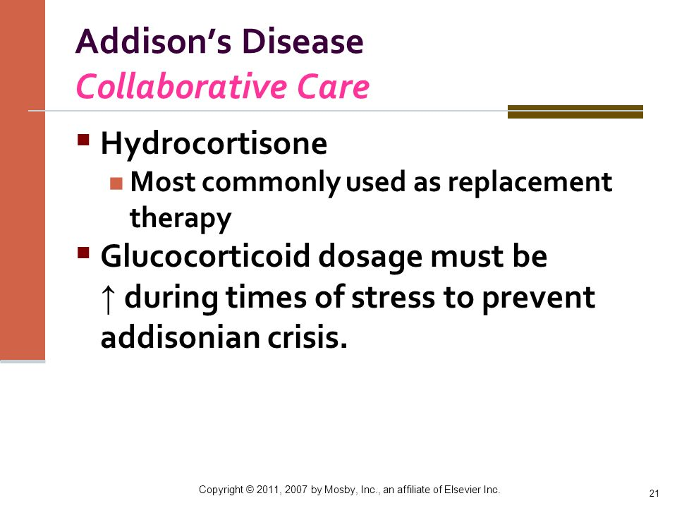 Addison's Disease Collaborative Care