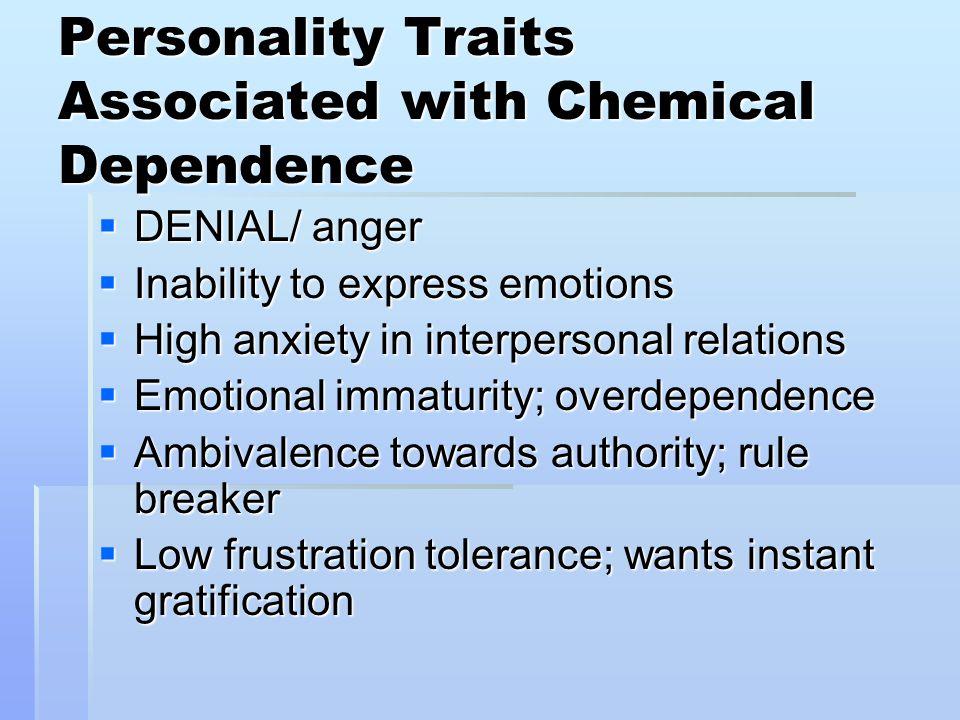 ambivalent personality traits