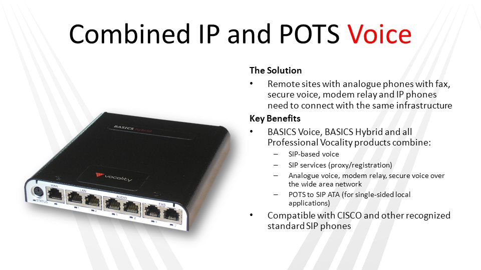 Voice Solutions  - ppt video online download