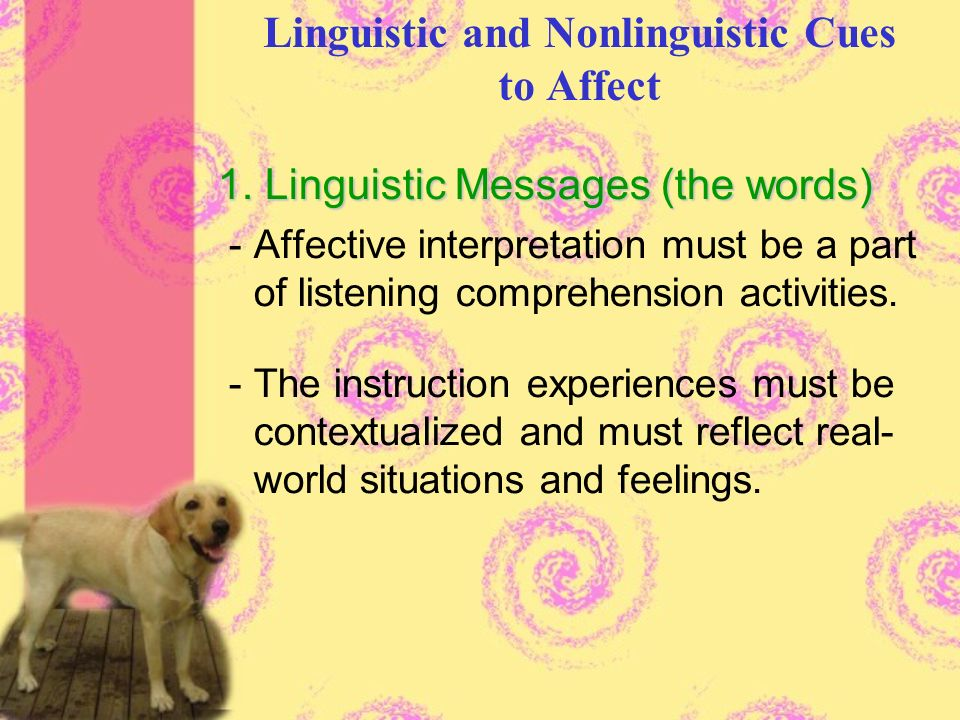 Language Skills: Listening - ppt video online download