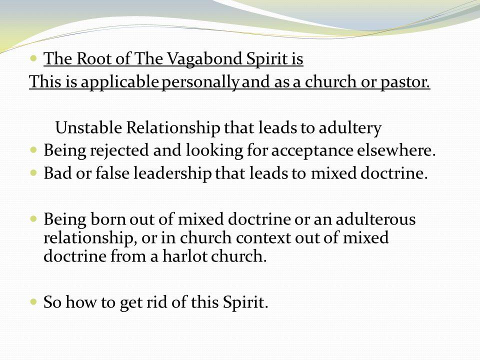 Vagabond Spirit  - ppt video online download