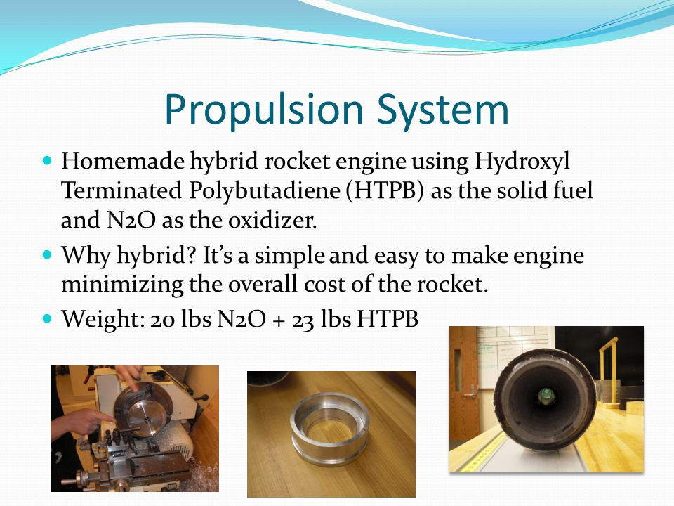 Tropos-1 Hybrid rocket Project - ppt video online download