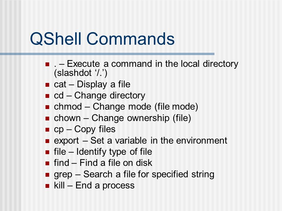 Iseries Qshell Find Command
