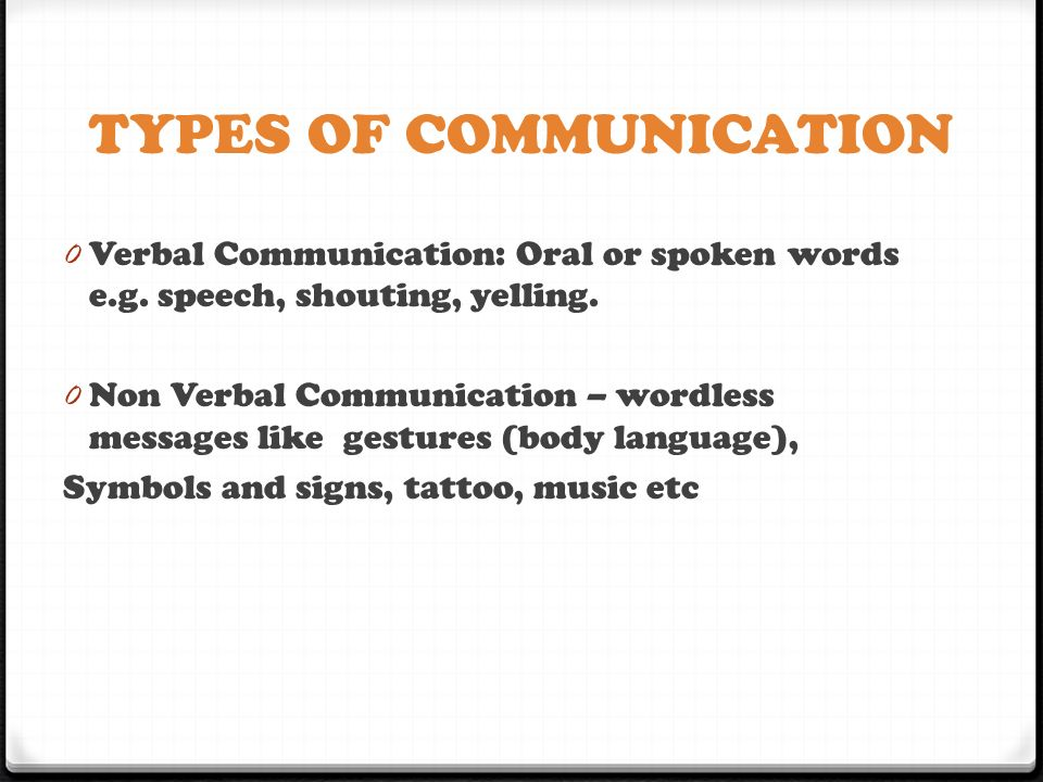 Basic Communication Skills Ppt Download