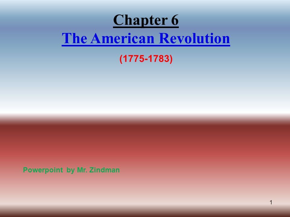 The american revolution powerpoint by mr zindman ppt download the american revolution powerpoint by mr zindman toneelgroepblik Images