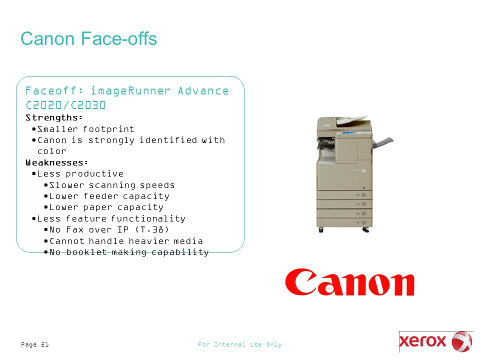 Workcentre 71207125 meeting leaders guide ppt download 21 canon freerunsca Gallery