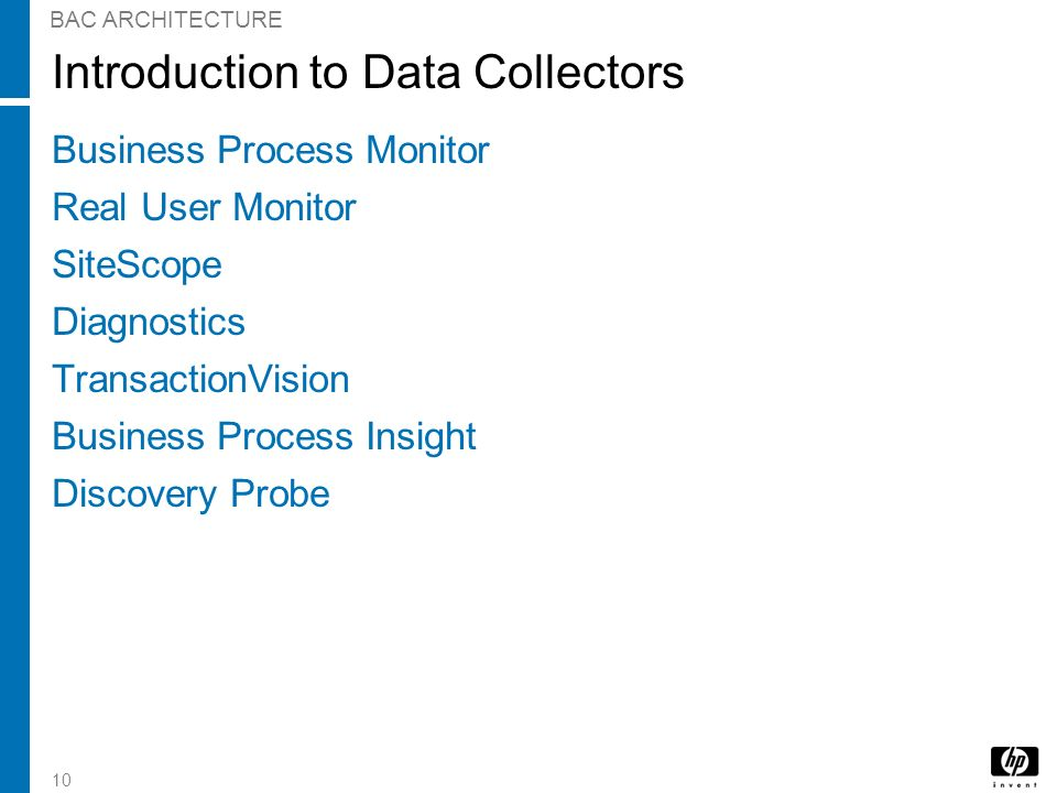 Introduction to Data Collectors