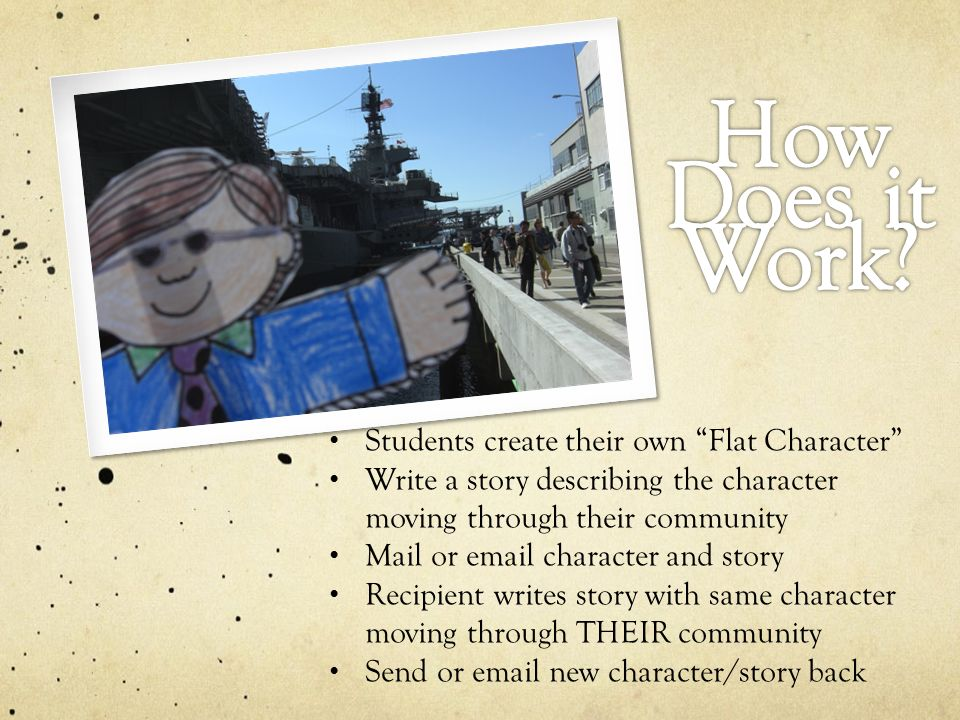 Squashing Flat Stanley: Online Community Threatened by