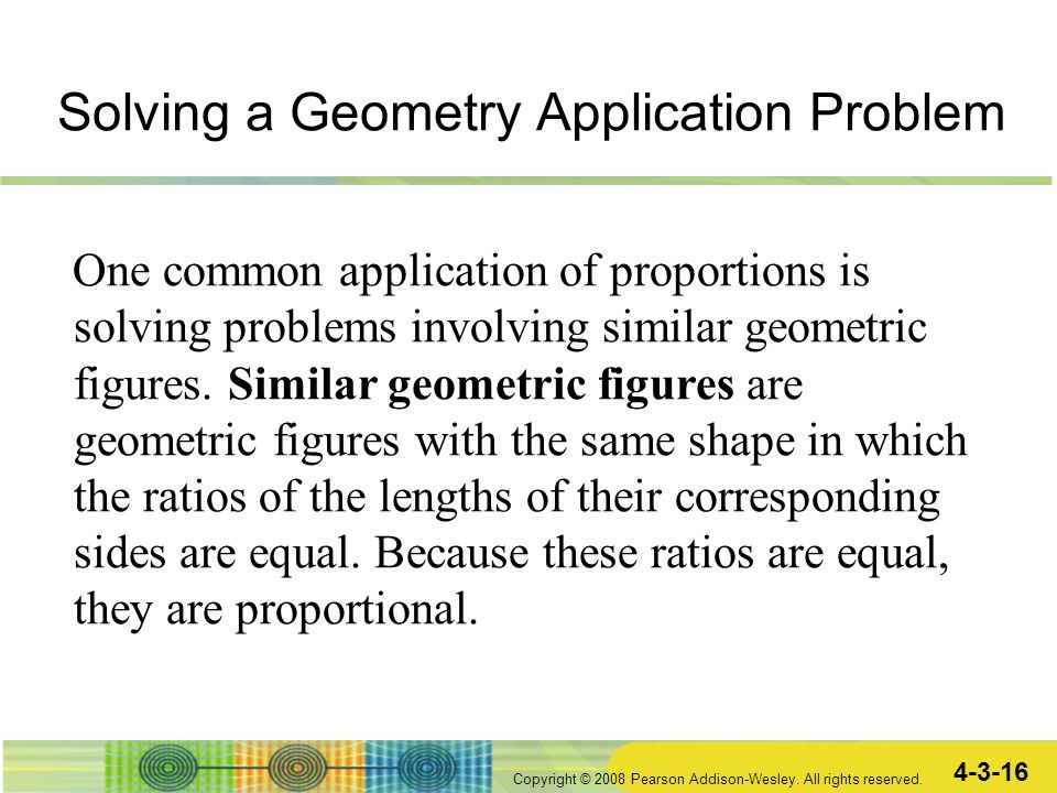 Chapter 4 Ratios And Proportions Ppt Download