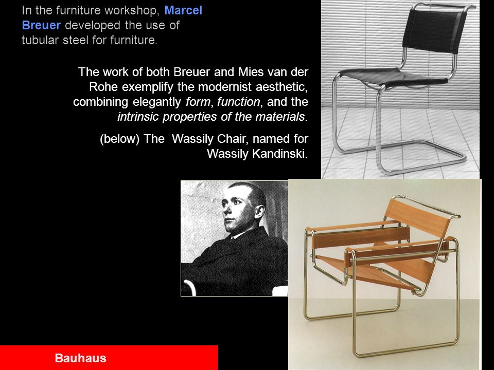 The BAUHAUS  a short history ppt video online download 20989ab1e99a2