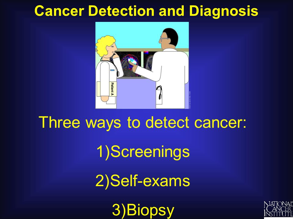 Cancer Detection and Diagnosis Understanding Cancer and Related Topics