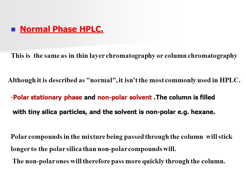 Rose Glen North Dakota ⁓ Try These Solvent Polarity In Hplc