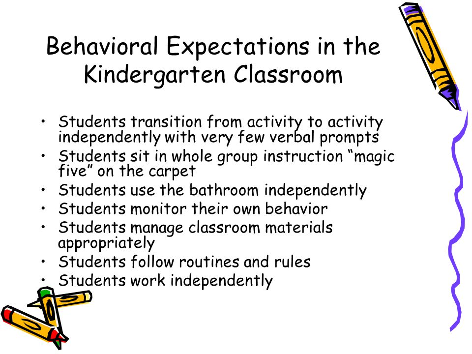 Kindergarten Readiness And The Transition Process Ppt Video Online