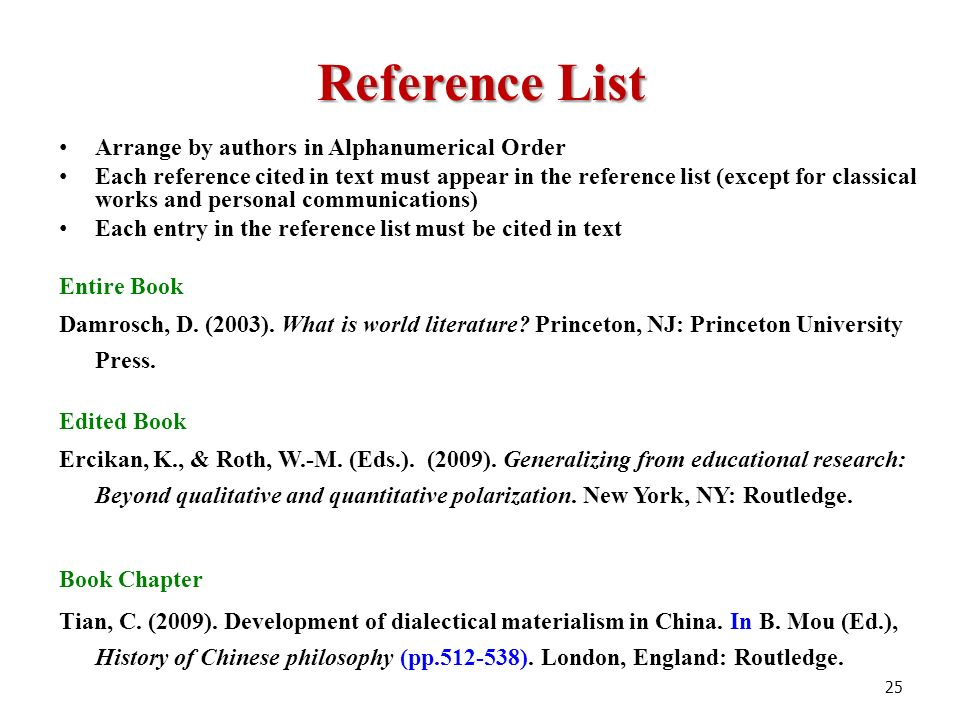 edited book entry in a reference list apa style apa mla an overview