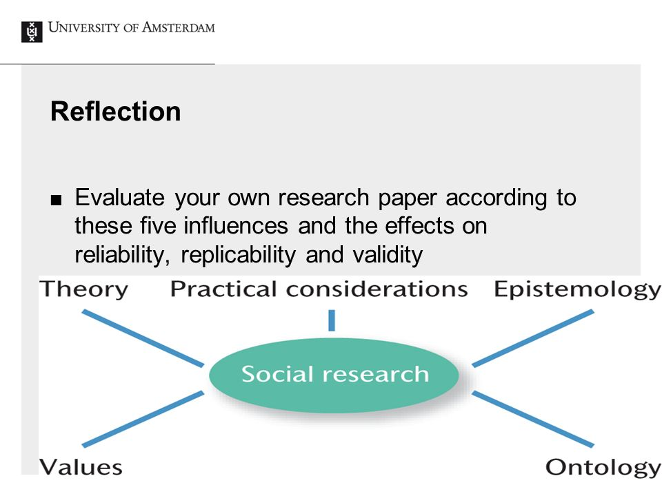 research paper reliability Try the craap method when evaluating all the sources you use in relation to your research it's easy to remember and to use.