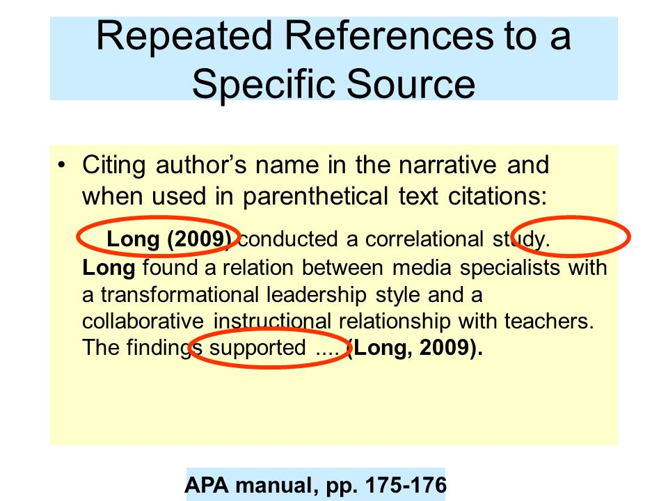 Apa Formatting Preparing For Final Review Ppt Video Online Download