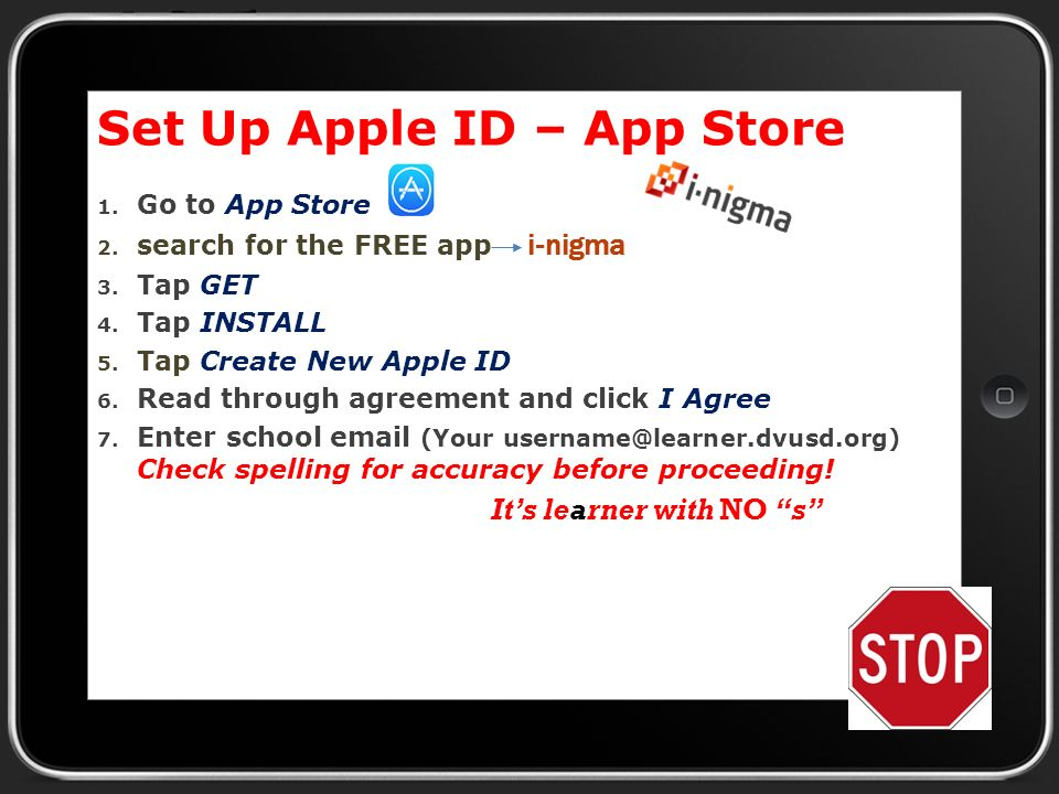 Turn on Your iPad and then… - ppt video online download