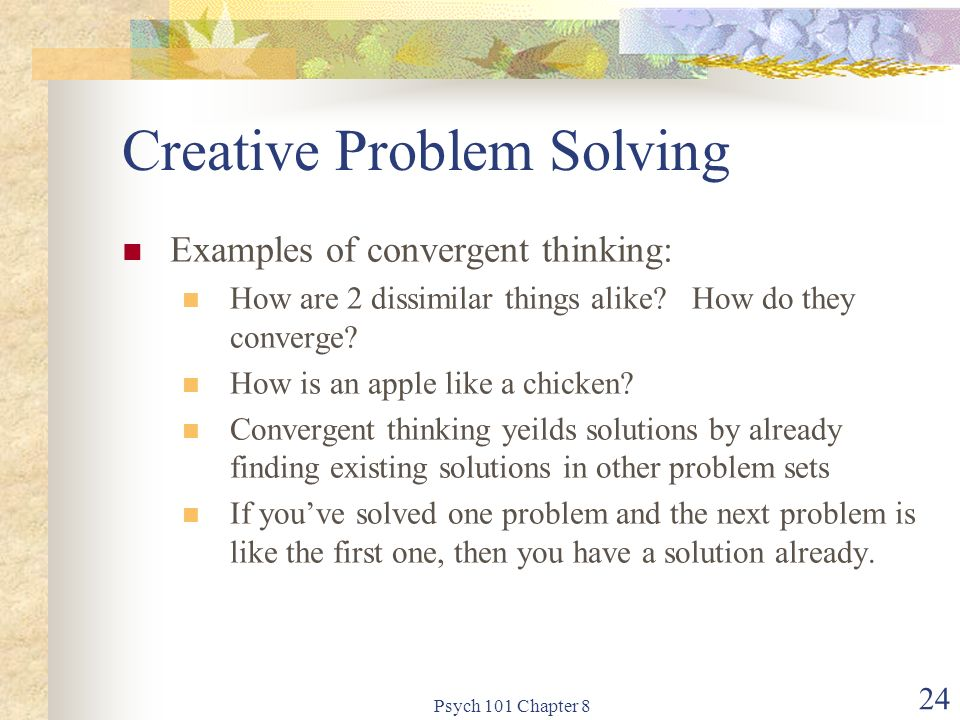 """Prologue to Chapter 8 This chapter deals with cognition, language, and  intelligence What is """"intelligence?"""" What is reasoning? What are the tools  of effective"""