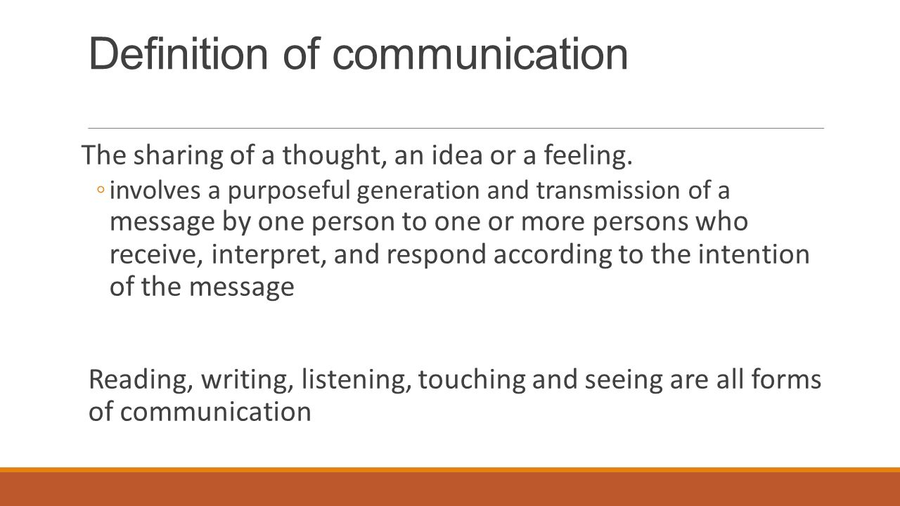 effective communication - ppt download