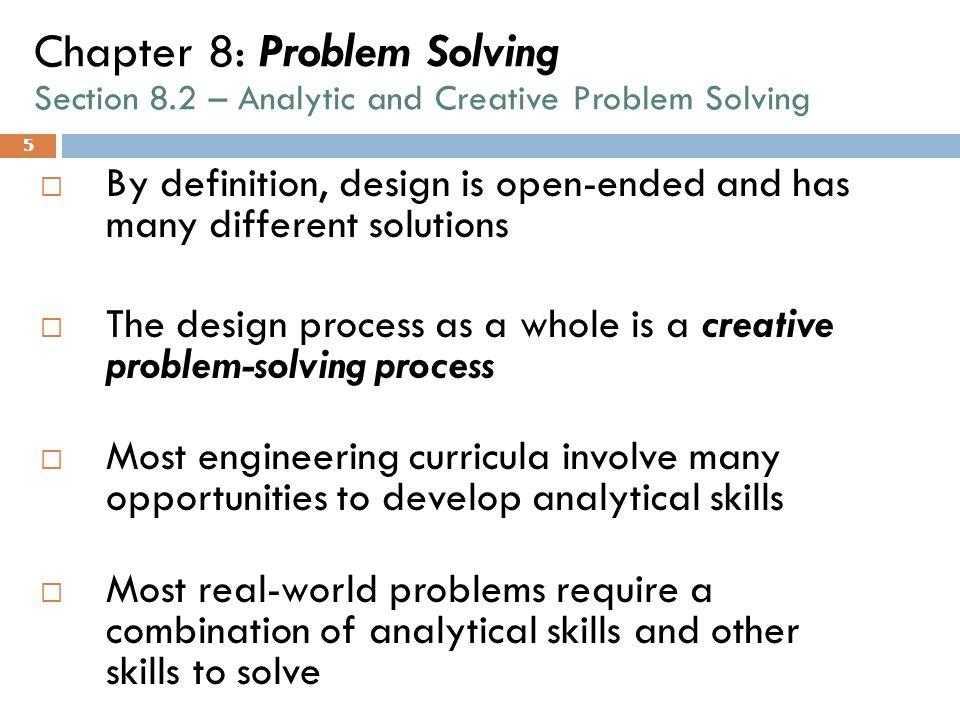 definition of problem solving skills