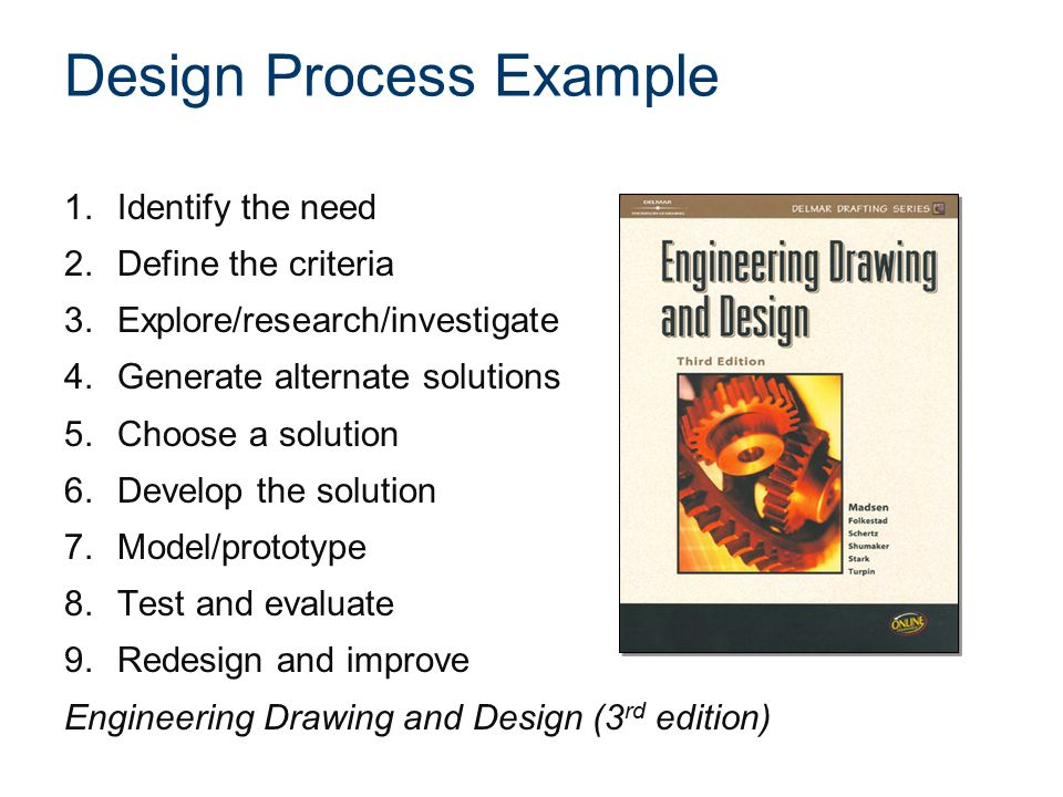A Design Process  - ppt download