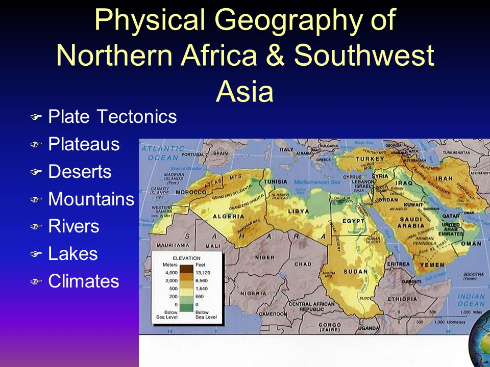 Northern Africa & Southwest Asia - ppt video online download