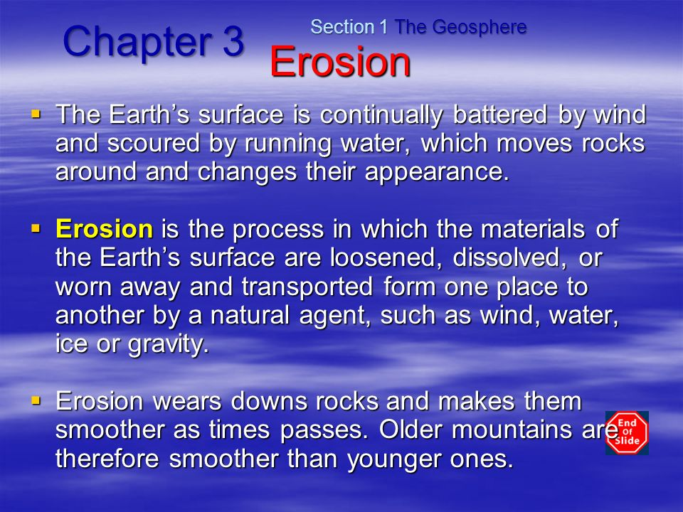 Chapter 3 Page 62 Planet Earth - ppt video online download