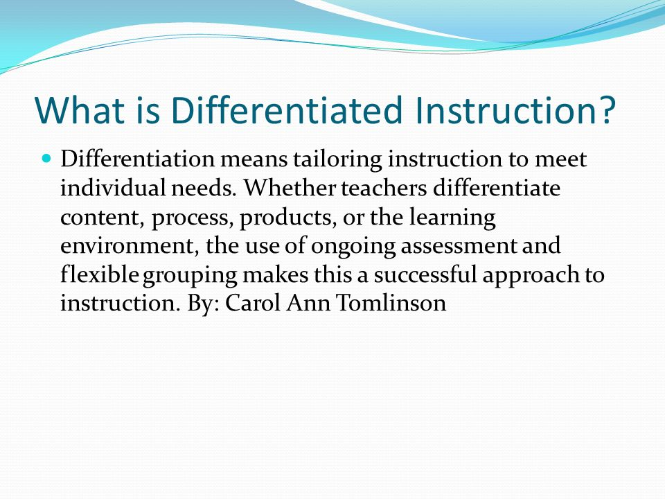 Using Study Island Assessments To Differentiate Instruction Ppt