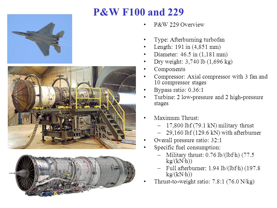 MAE 4261: AIR-BREATHING ENGINES - ppt download