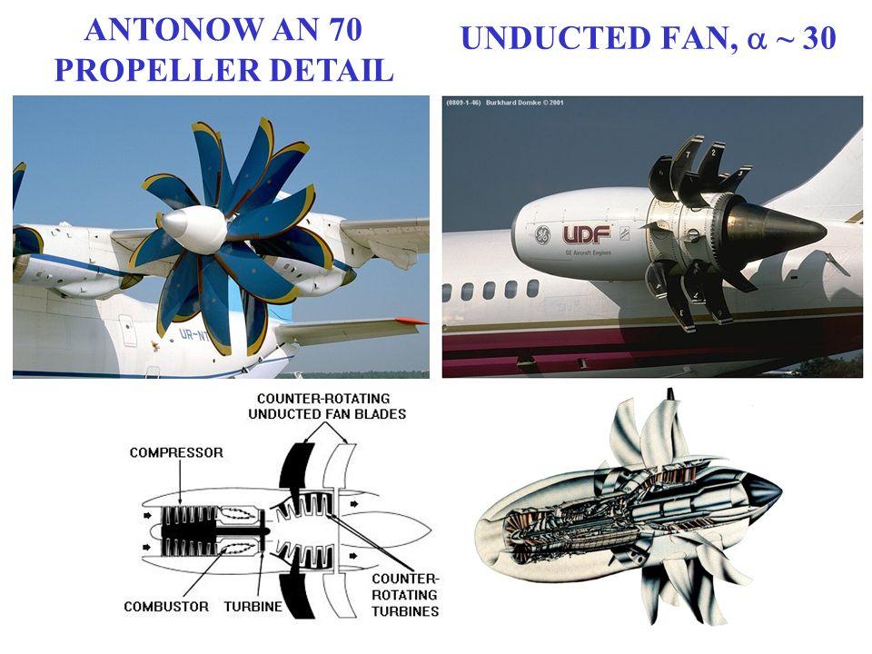 12 antonow an 70 propeller detail unducted fan