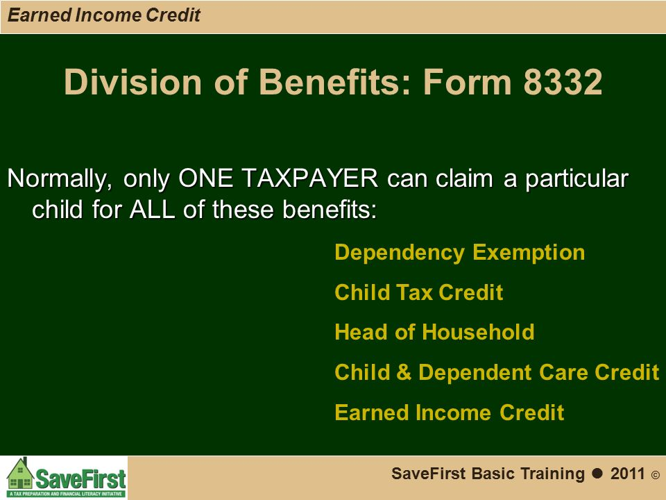 SaveFirst Basic Tax Training - ppt download