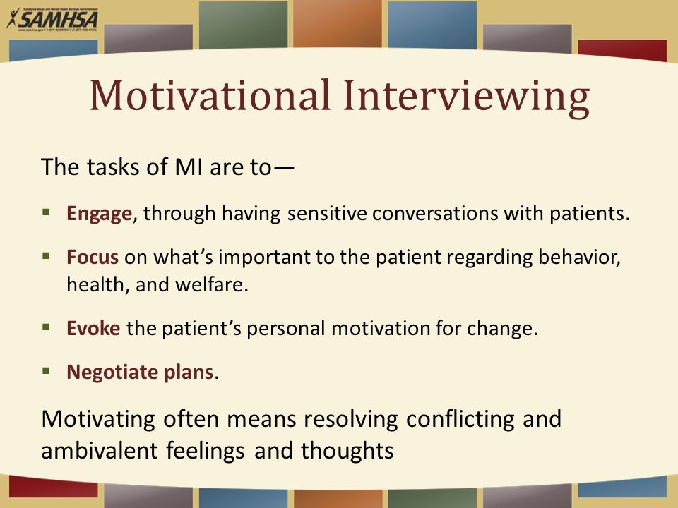 motivational interviewing in schools conversations to improve behavior and learning applications of motivational interviewing
