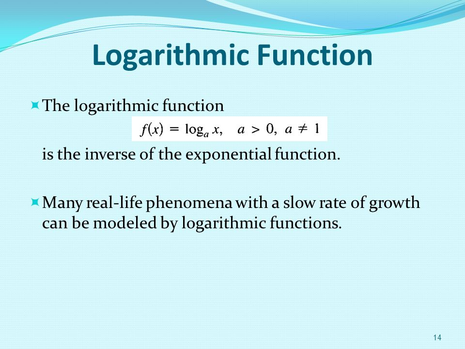 Chapter 3 Exponential And Logarithmic Functions Ppt Download