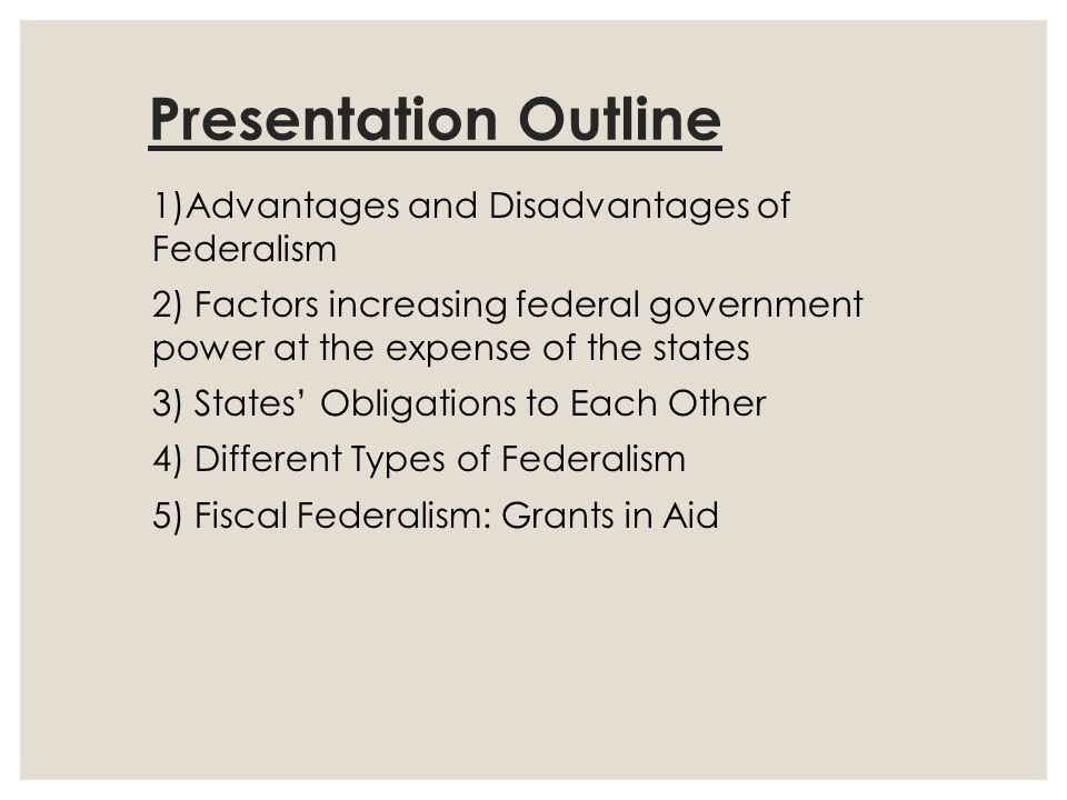 ap gov federalism assignment Ap exam for the ap course in which she/he is enrolled shall be exempted from the course's final exam if the student's cumulative grade point average for the course is an 80% or better at the end of the 4 th marking period.