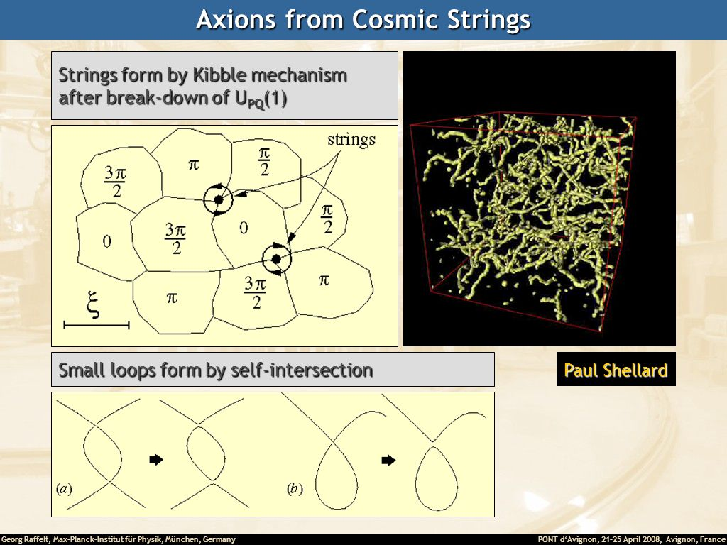 Axions from Cosmic Strings