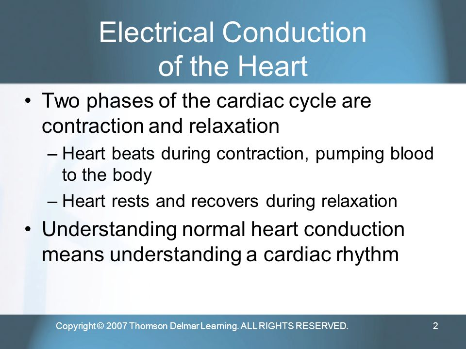 what are the two phases of the cardiac cycle