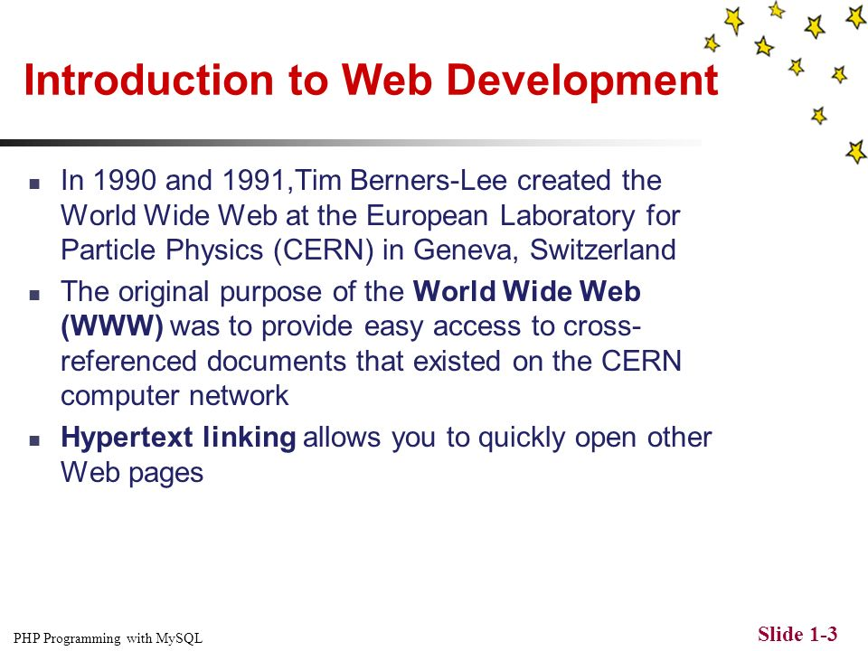 Introduction to Web Development - ppt video online download