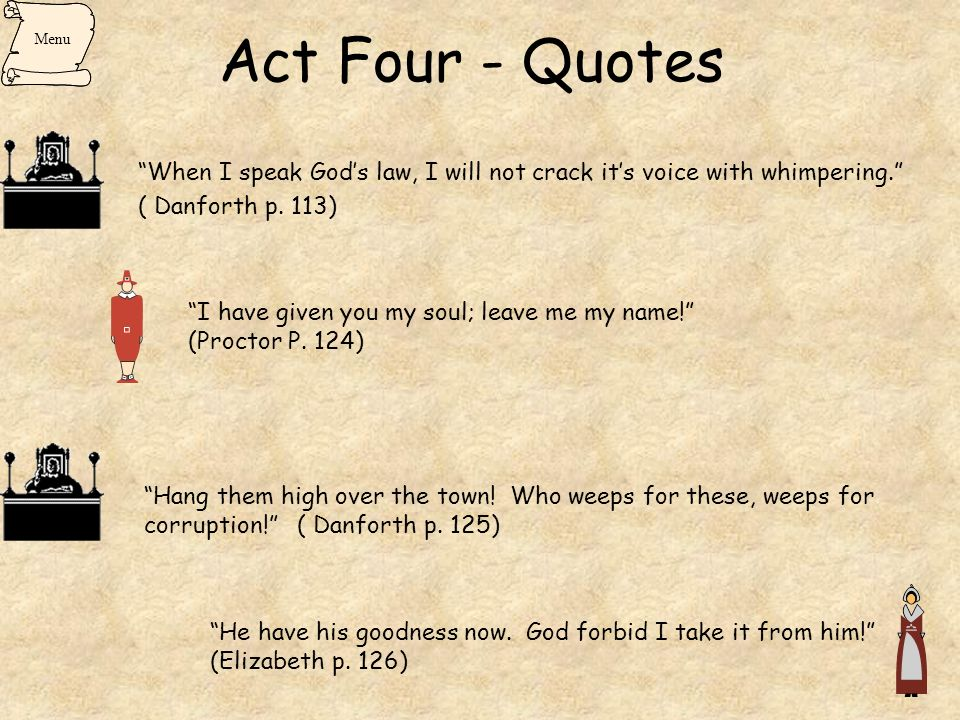 the crucible power quotes