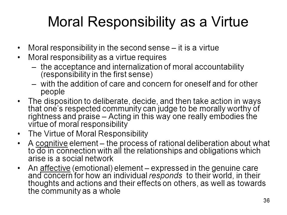 essay on individual responsibility Social responsibility is another relevant matter inside the relation between individual and human evolution a definition of social responsibility could be about an individual becoming responsible in his/her actions that have affected on communities outside his/her circle (individual social responsability , 2008.