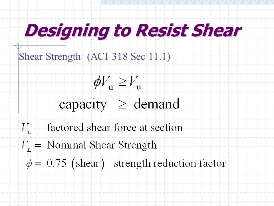 Lecture 21 – Splices and Shear - ppt video online download