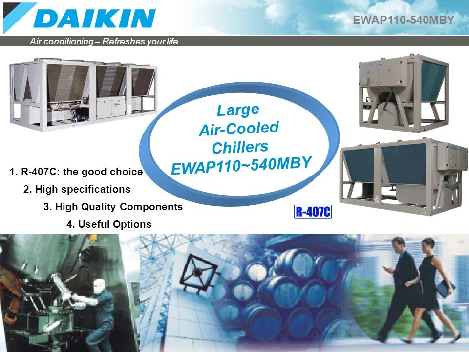 Ewap Mbynn Air Cooled Applied Systems Sales Ppt Video