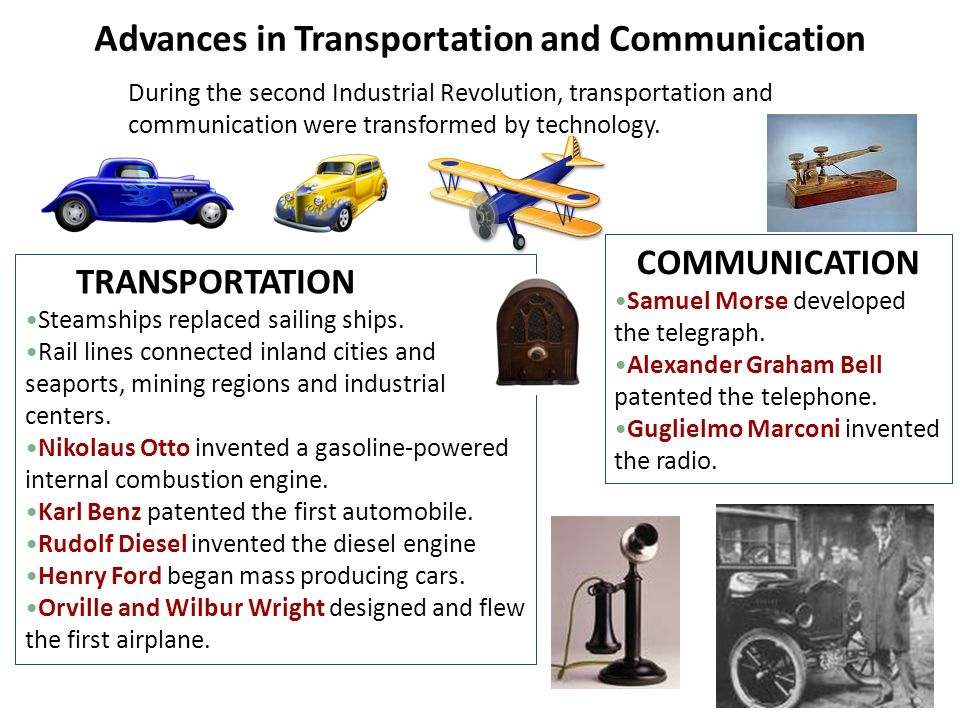 Advances in Transportation and Communication