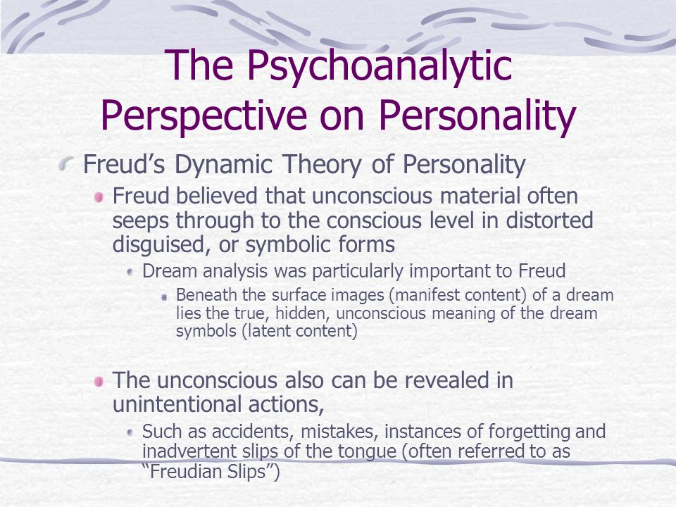 Personality Psychology 2012 Fall Ppt Download